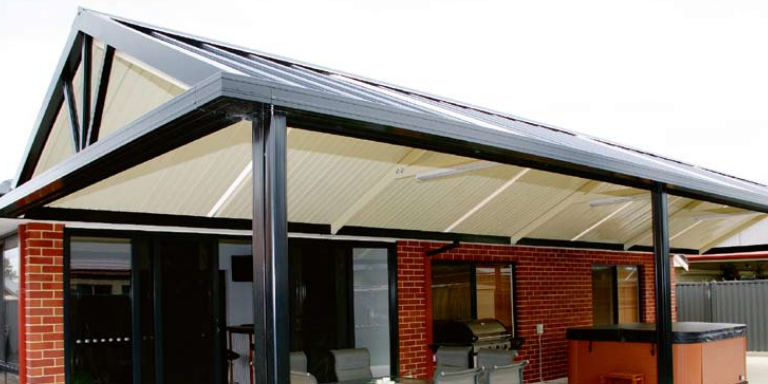 Classic WA Gable Patio luxurious style
